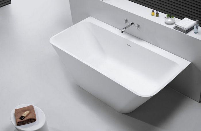 Wiesbaden Inge solid surface vrijstaand bad