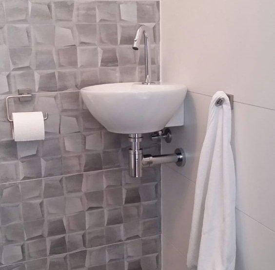 Wiesbaden toiletset zwart