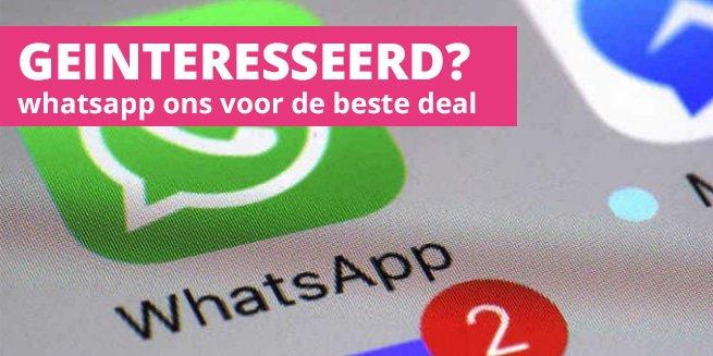 whatsapp-mij-een-deal